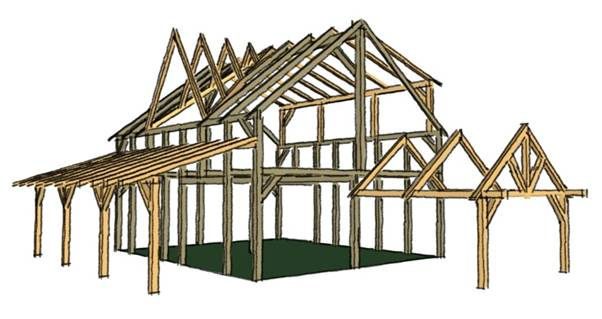 Pole building plans 40x60 joy studio design gallery for Barn packages for sale