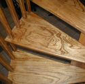 stairs and flooring for timber frames