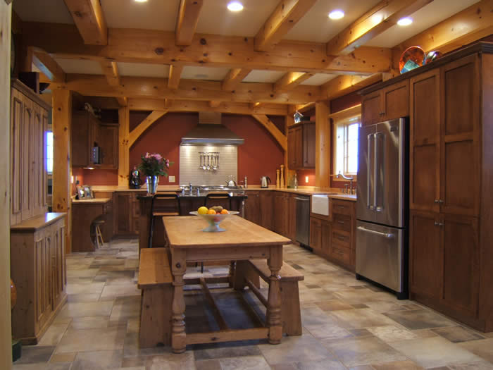 Timber Frame Picture Gallery Individual Rooms