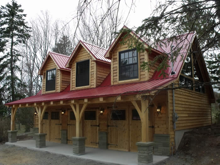 Timber Frame Picture Gallery Residential