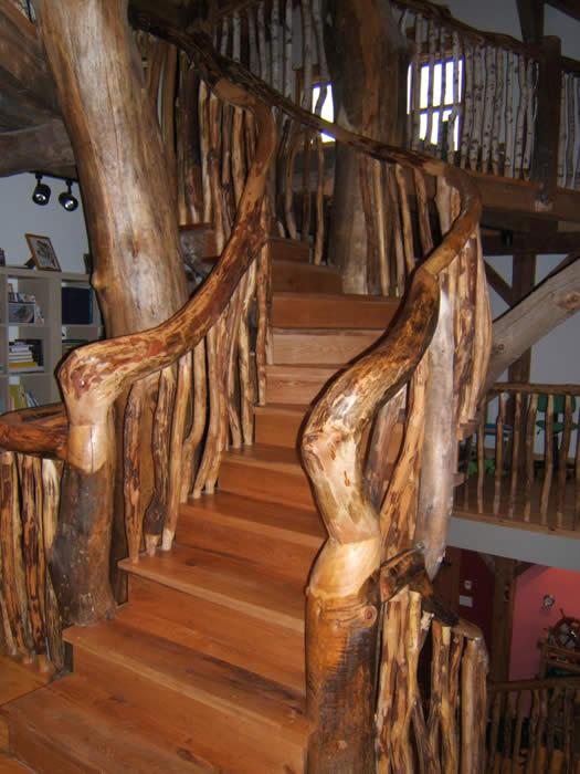 Timber Frame Picture Gallery Stairs And Flooring