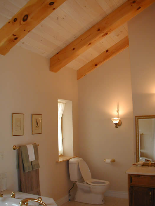Timber Frame Bathrooms