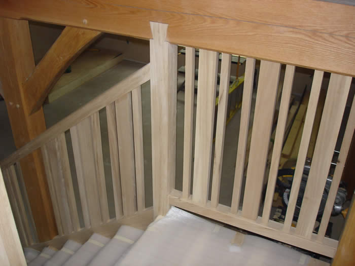 Elm Spindles for stairs