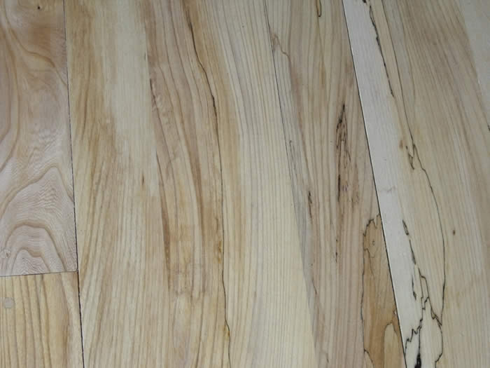 Elm Wide Plank Board Flooring