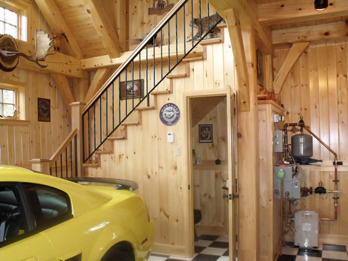 Carriage House By Timberhart Woodworks