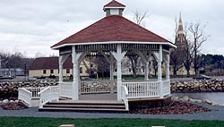 Mahone Bay Bandstand