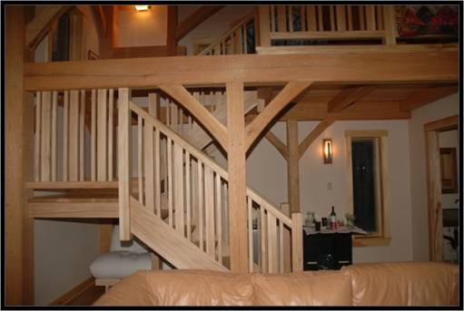 oak timber frame