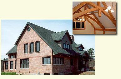 Timber framing - Beauty!