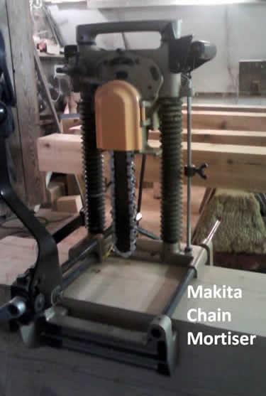 Timber Frame Tools